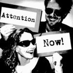 Attention Now!