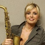 Candy Dulfer and Dave Stewart