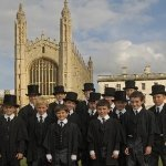 Choir Of King's College, Cambridge/Sir Philip Ledger