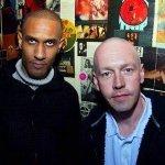 DJ Krome and Mr Time