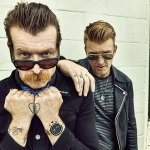 Eagles of Death Metal - Stuck in the Metal With You