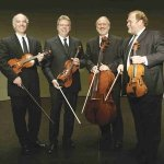 Fine Arts Quartet & John Barrows