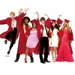 High School Musical Cast & Zac Efron