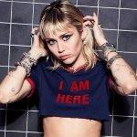 Miley Cyrus & Cedric Gervais