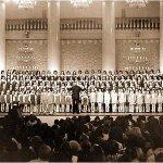 Младшая группа Большого детского хора Центрального телевидения и Всесоюзного радио