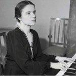 Tatiana Nikolayeva - A. Arensky / Prelude in E flat minor, Op. 63, No. 8