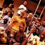 Toumani Diabaté's Symmetric Orchestra - Tapha Niang