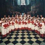 Westminster Abbey Choir & Martin Neary & Richard Farnsworth & Leigh Nixon - I Saw Three Ships